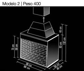 Chimeneas pavimenti pisos artesanales for Construccion de chimeneas de ladrillo